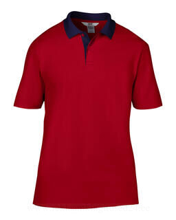 Adult Double Piqué Polo 12. pilt