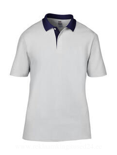 Adult Double Piqué Polo 24. pilt