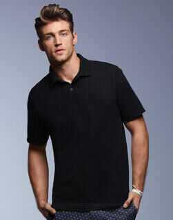 Adult Double Piqué Polo 20. pilt