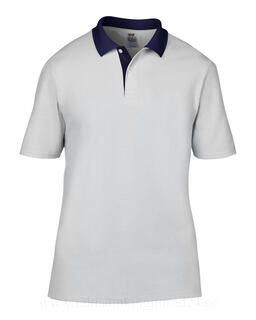 Adult Double Piqué Polo 3. pilt