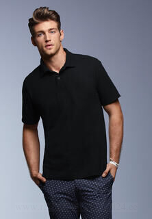 Adult Double Piqué Polo 18. pilt