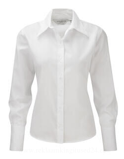 Ladies` Ultimate Non-iron Shirt LS