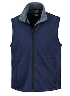 Core Softshell Bodywarmer 3. pilt