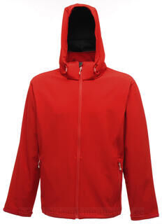 Arley Hooded Softshell 4. pilt
