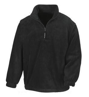 1/4 Zip Fleece Top