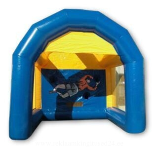 Sports inflatable hire