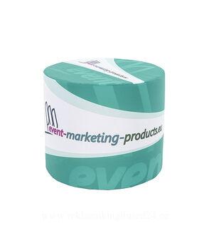 Round Advertasing pouf48x50cm