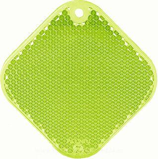 Helkur ruut 63x63mm roheline